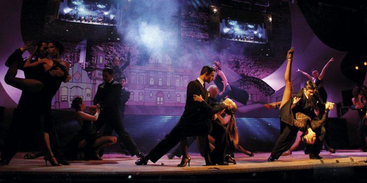 Capital Provincial del Tango