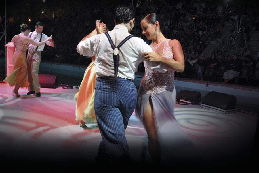 9° Festival Provincial de Tango: habrá audición para bailarines
