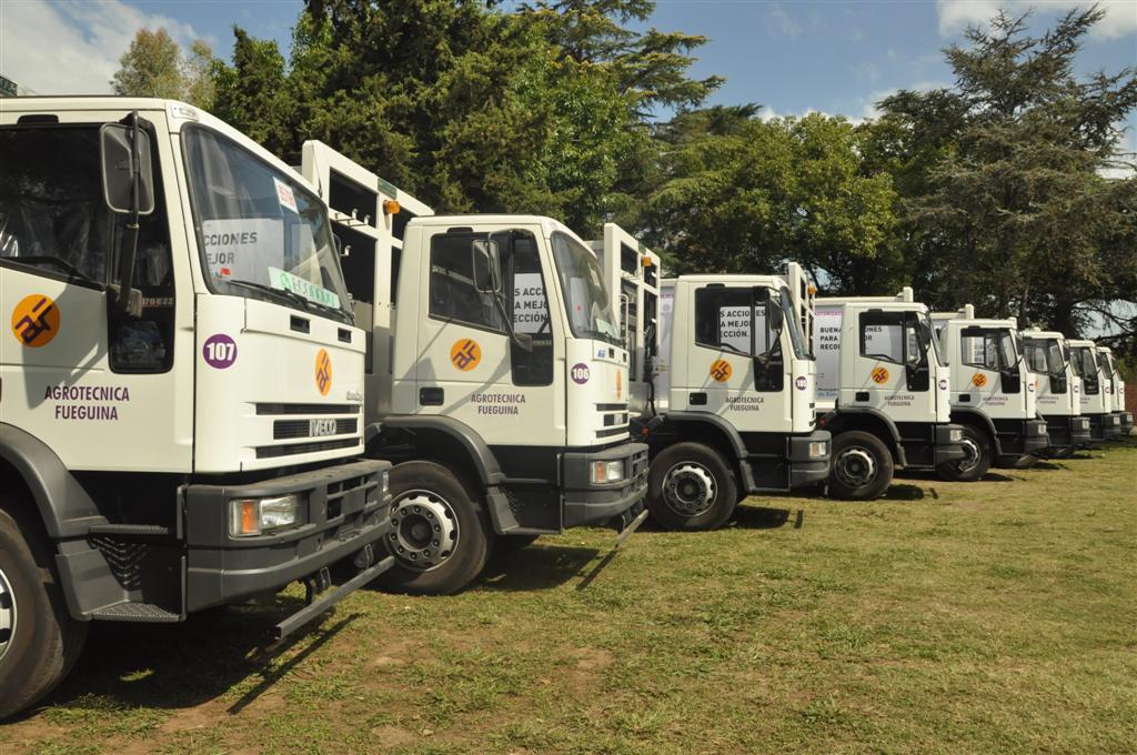 Se amplía el servicio de recolección de residuos domiciliarios en Lima