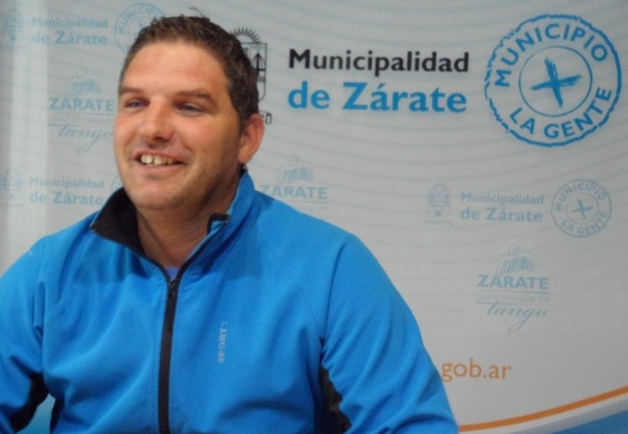 La obra del Gimnasio del Club Paraná ingresó en su etapa final