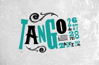 7º festival de tango logo