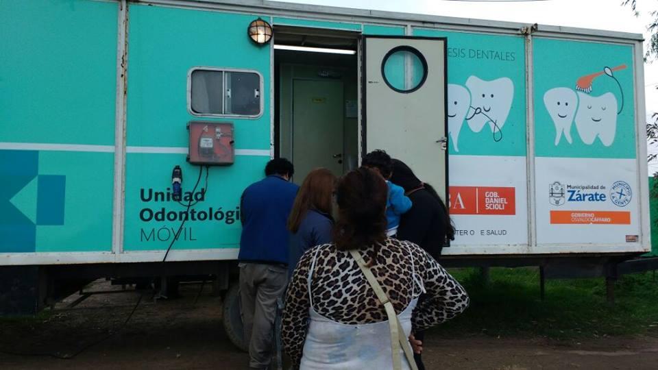 Continúa recorriendo barrios el programa Salud Territorial