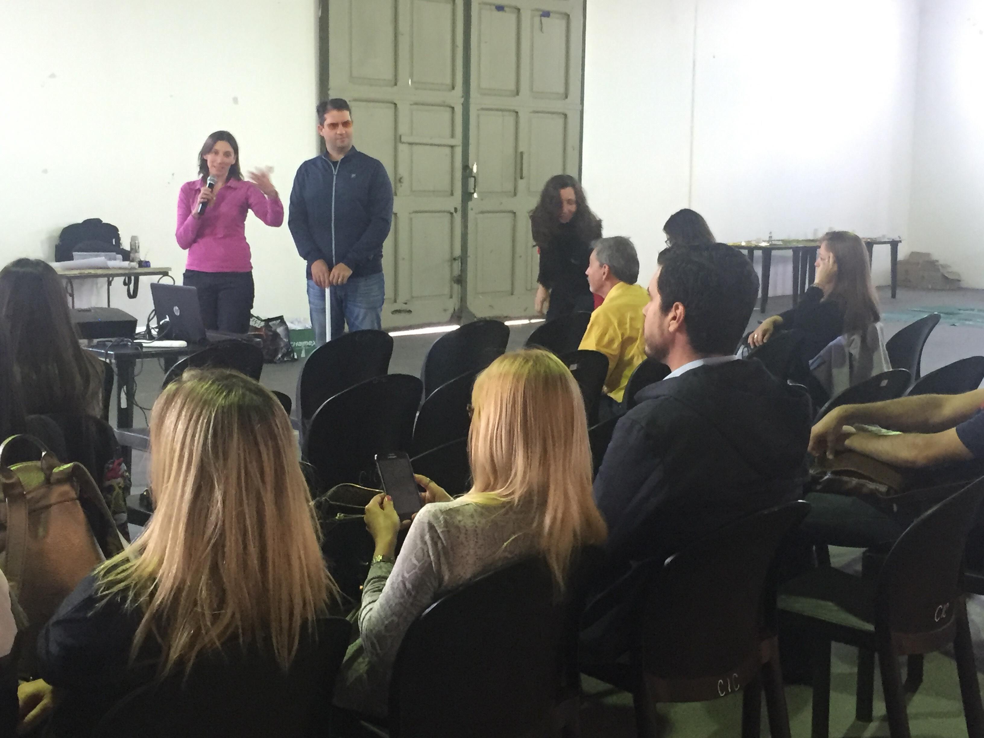 Alumnos de Urbanismo del CGC harán una muestra en el Paseo de la Ribera