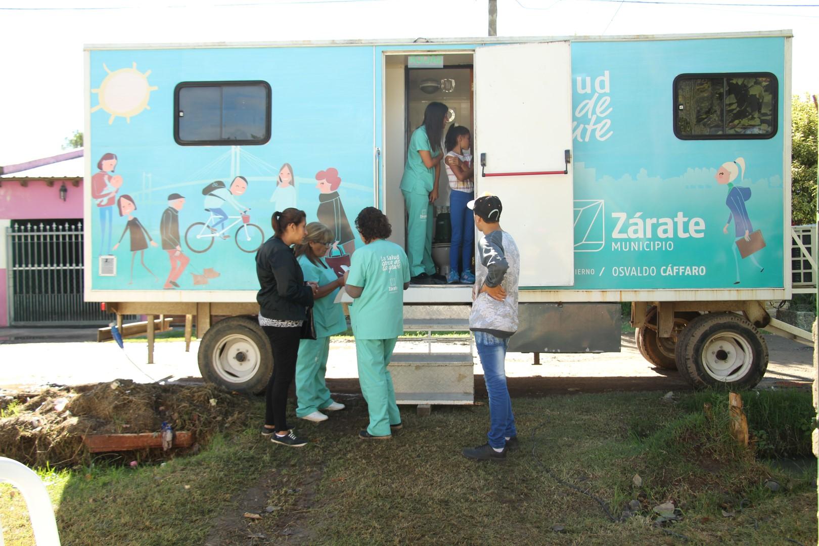 Salud Territorial sigue trabajando en Lima