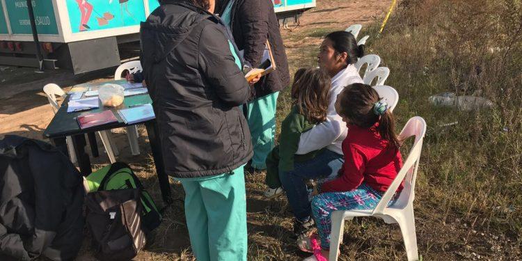 Salud Territorial trabaja en El Progreso
