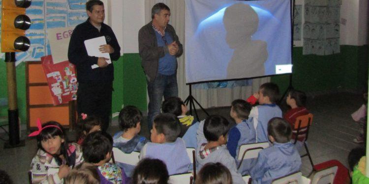 Educación Vial: continúan las charlas a los establecimientos educativos