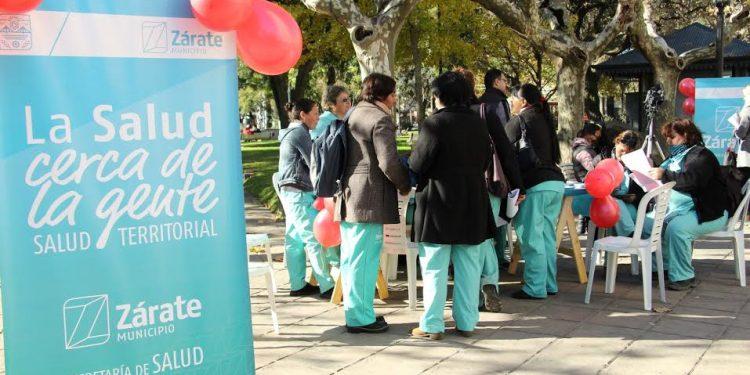 El Municipio realizó una campaña de difusión por el Día Nacional del Donante de Sangre