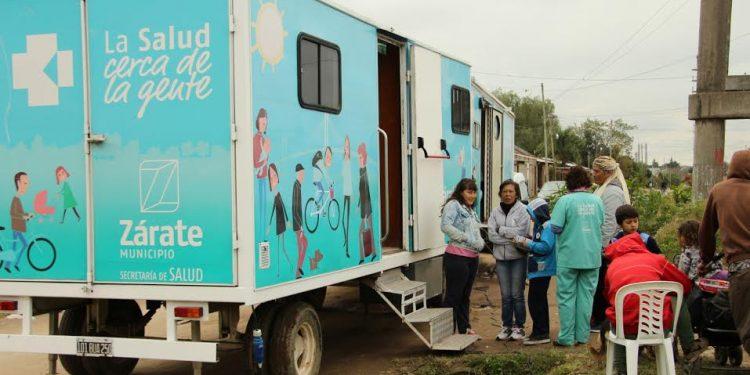 Salud Territorial continuará en los barrios 6 de Agosto, Las Toronjas y Los Olivos