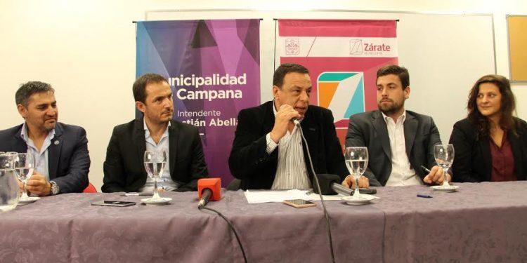 Zárate y Campana ya trabajan junto al BID en el desarrollo sostenible de la región