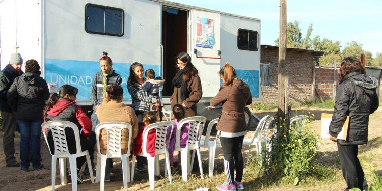 Salud Territorial estará en los barrios 6 de Agosto, Las Toronjas y Los Olivos