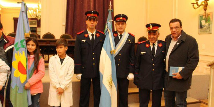 Día de la Independencia: el acto protocolar se realizó en el Palacio Municipal