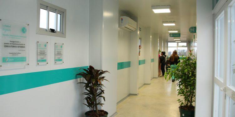 El comienzo de los Consultorios Externos en el Hospital Municipal fue un éxito
