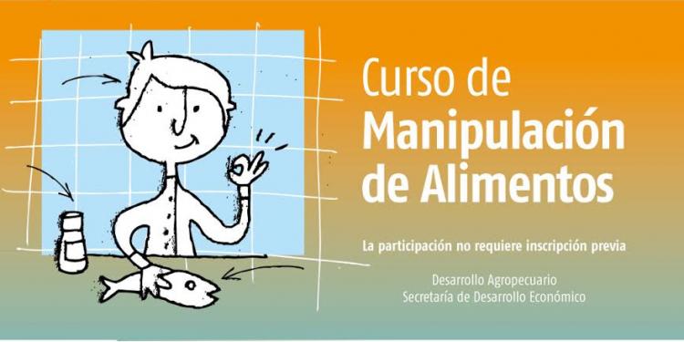 Municipio dicta curso de Manipulación de Alimentos