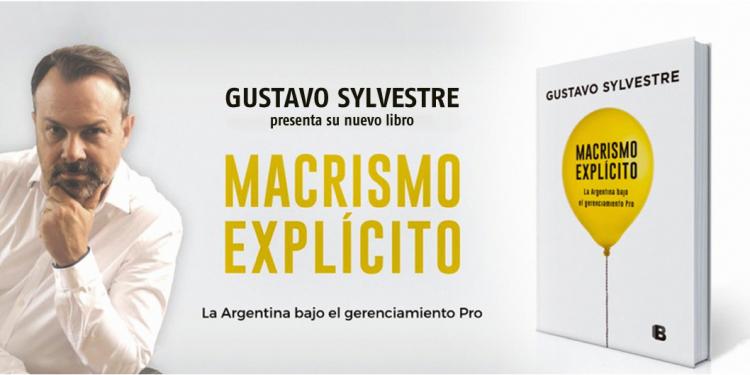Gustavo Sylvestre presentará su nuevo libro en Zárate