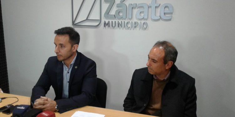 Fuertes operativos de seguridad en Zárate y Lima