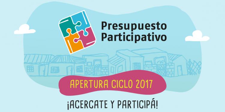 En Lima se dará inicio al Presupuesto Participativo 2017