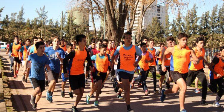 El fin de semana se disputó la maratón del Costa Joven