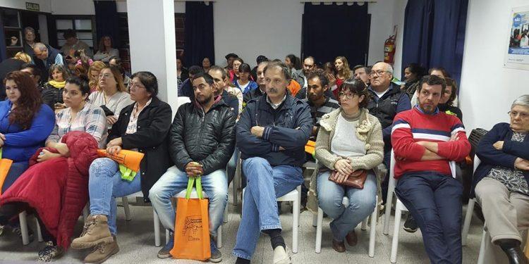 Se presentó el Presupuesto Participativo en Lima