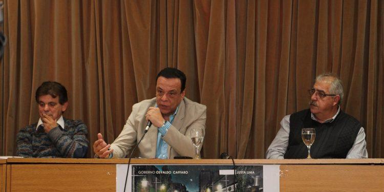 Cáffaro anunció que el lunes comienza la obra para convertir Justa Lima en un Centro Comercial a Cielo Abierto