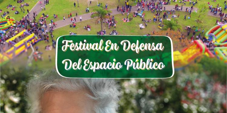 El Municipio organiza el domingo el Festival en Defensa del Espacio Público para los vecinos