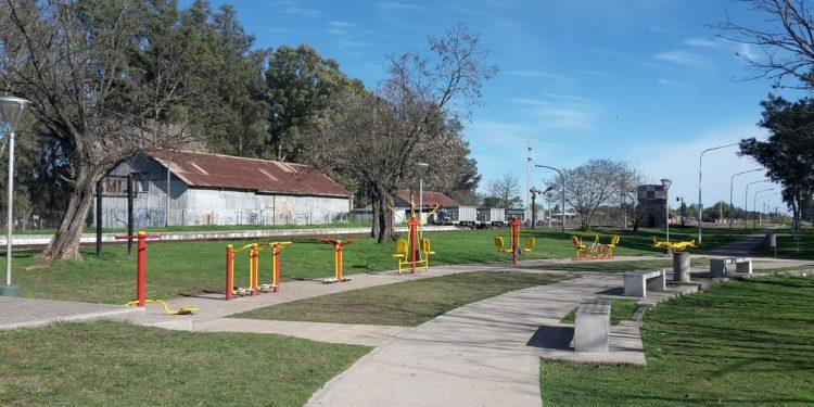 El Parque Urbano de Lima sigue creciendo