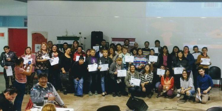 Municipio entregó certificados de Alfabetización
