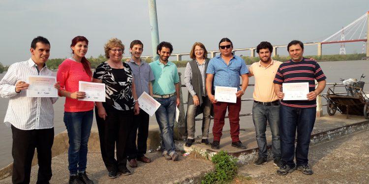 Municipio entregó certificados del Curso de Guías de Turismo Local
