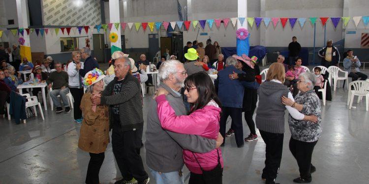 Municipio celebró el Día del Jubilado