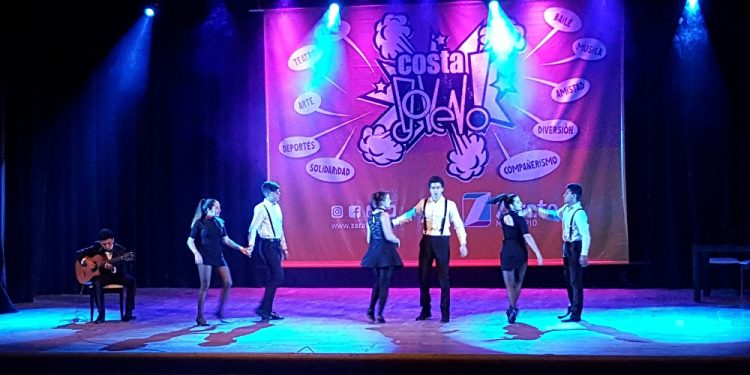 Numerosa participación en la competencia de tango delCostaJoven 2017