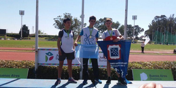 Zárate terminó con 17 medallas en los Torneos Bonaerenses