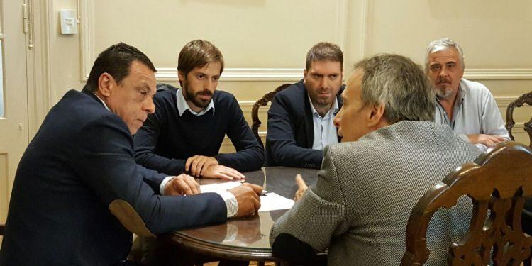 Municipio firmó convenio con la Confederación Argentina del Deporte