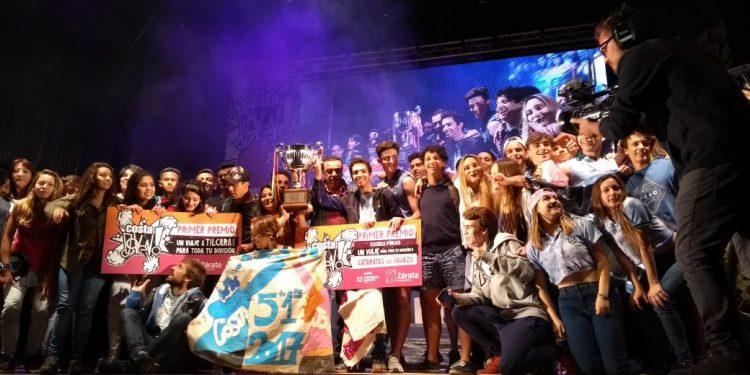 Hotton 5° B Sociales y 5° 1° de la Escuela N° 16, los ganadores de Costa Joven 2017