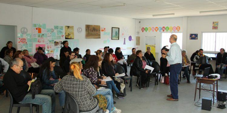 El lunes finaliza el Taller de Economía Socialen el CEPAM Malvicino