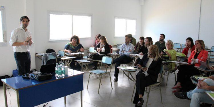 Zárate fue sede del taller de Cooperación Descentralizada para Municipios