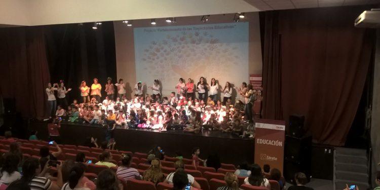 Se realizó la fiesta de cierre del Programa de Fortalecimiento Educativo