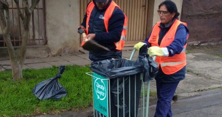 La ciudad ya comienza a ver los resultados del Programa Zárate Limpio