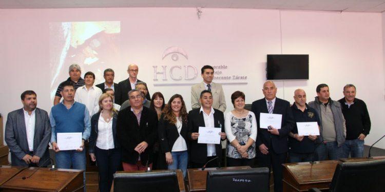 En el HCD se reconoció a los Héroes de Malvinas