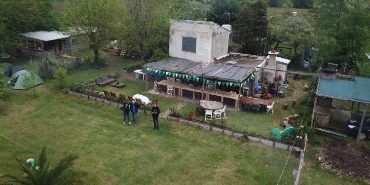 Se dictó taller de permacultura como parte de la propuestade turismo rural participativo