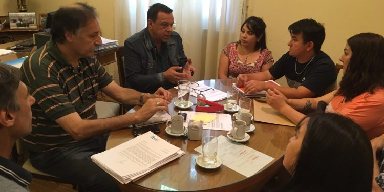 El Municipio anunció obras de cordón cuneta para Villa Nueva por 23 millones de pesos
