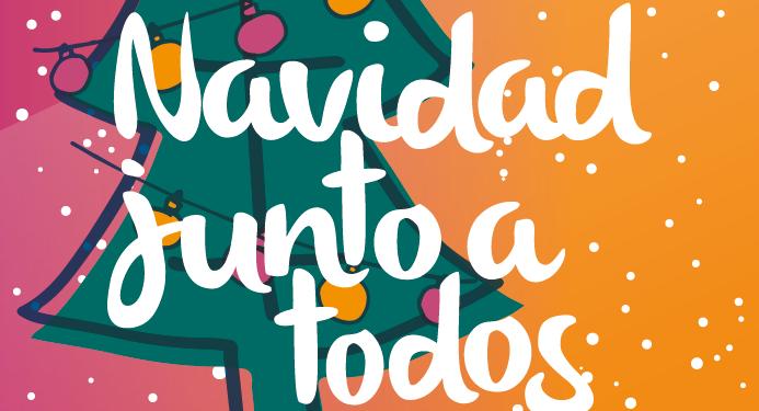 El viernes se enciende el arbolito de Navidad en Plaza Mitre