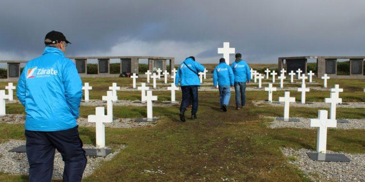La Delegación Municipal de Lima prepara una muestra sobre el viaje de excombatientes a Malvinas