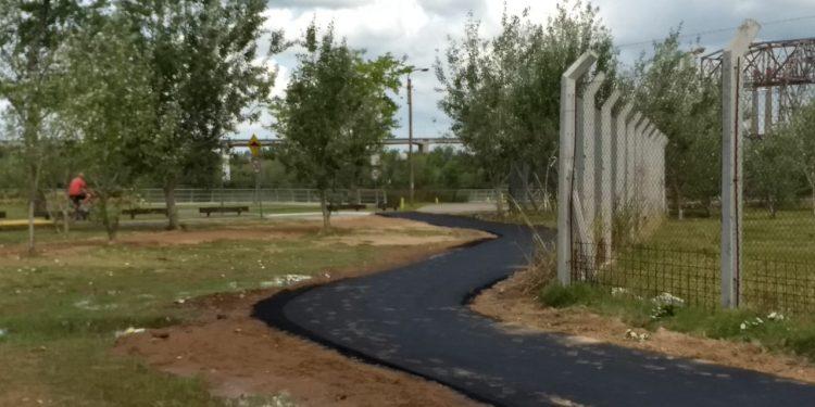 Municipio: más obras en los espacios públicos