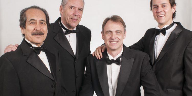 Opus Cuatro cantará con la Orquesta Filarmónica Municipal de Avellaneda
