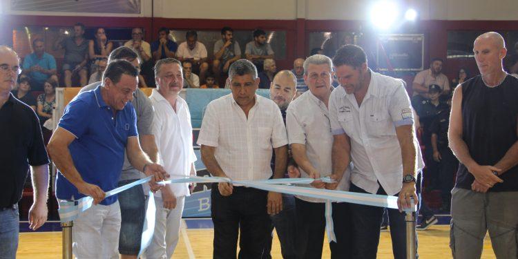 Básquet Para Todos: fue reinaugurado el gimnasio del club Paraná