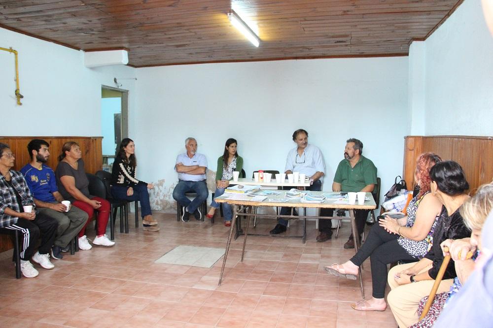 Reunión de pre-apertura de la Sociedad de Fomento de Capdepón