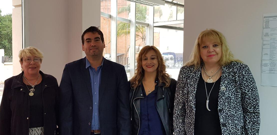 Encuentro entre el Municipio y la Cámara de Mujeres Empresarias