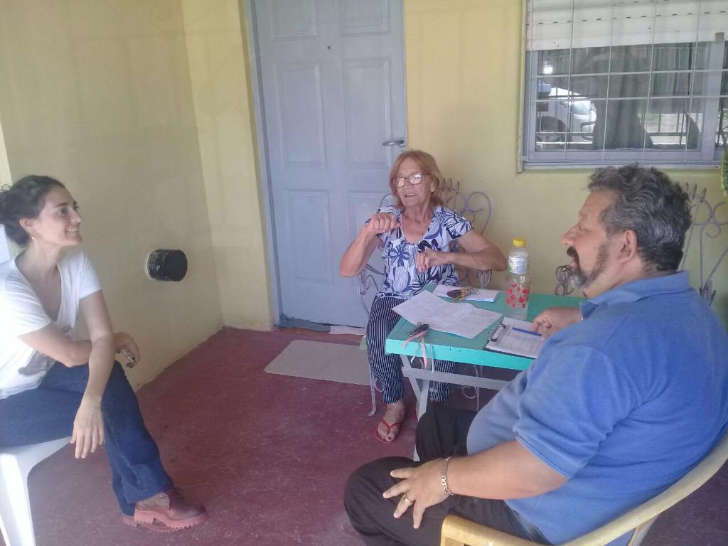 Municipio continúa con el diálogo con los vecinos