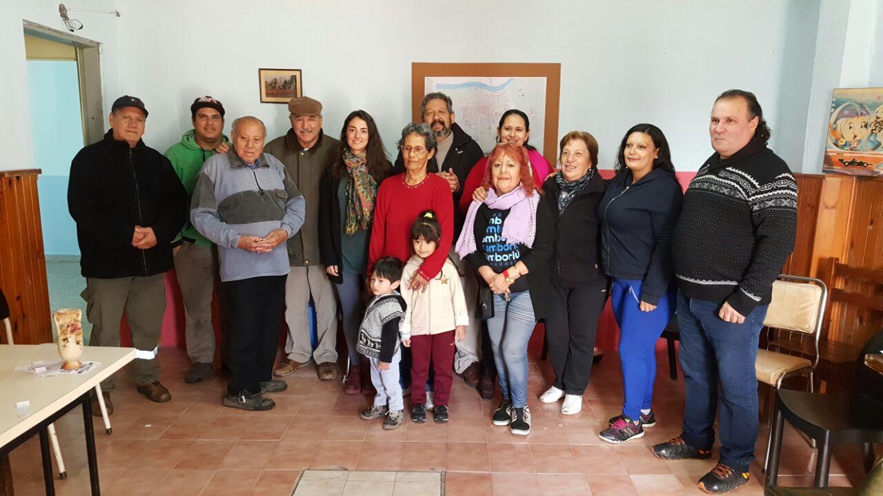 Se reactiva la Unión Vecinal del barrio Capdepon