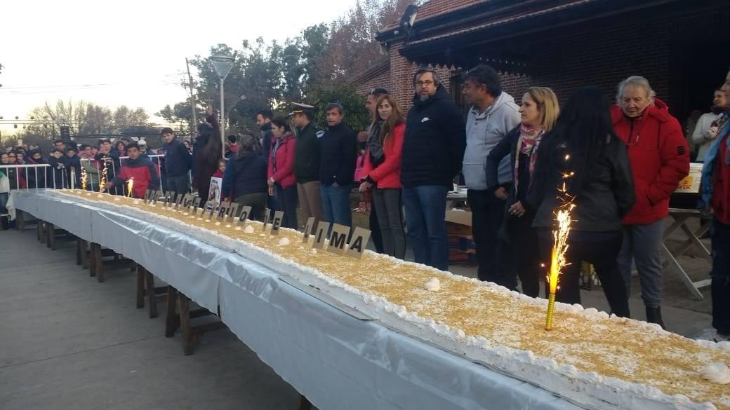 Lima festejó su 130° Aniversario con una fiesta popular