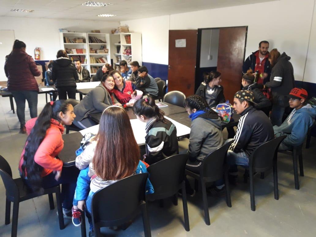Continúan los talleres del Programa Impulso Joven
